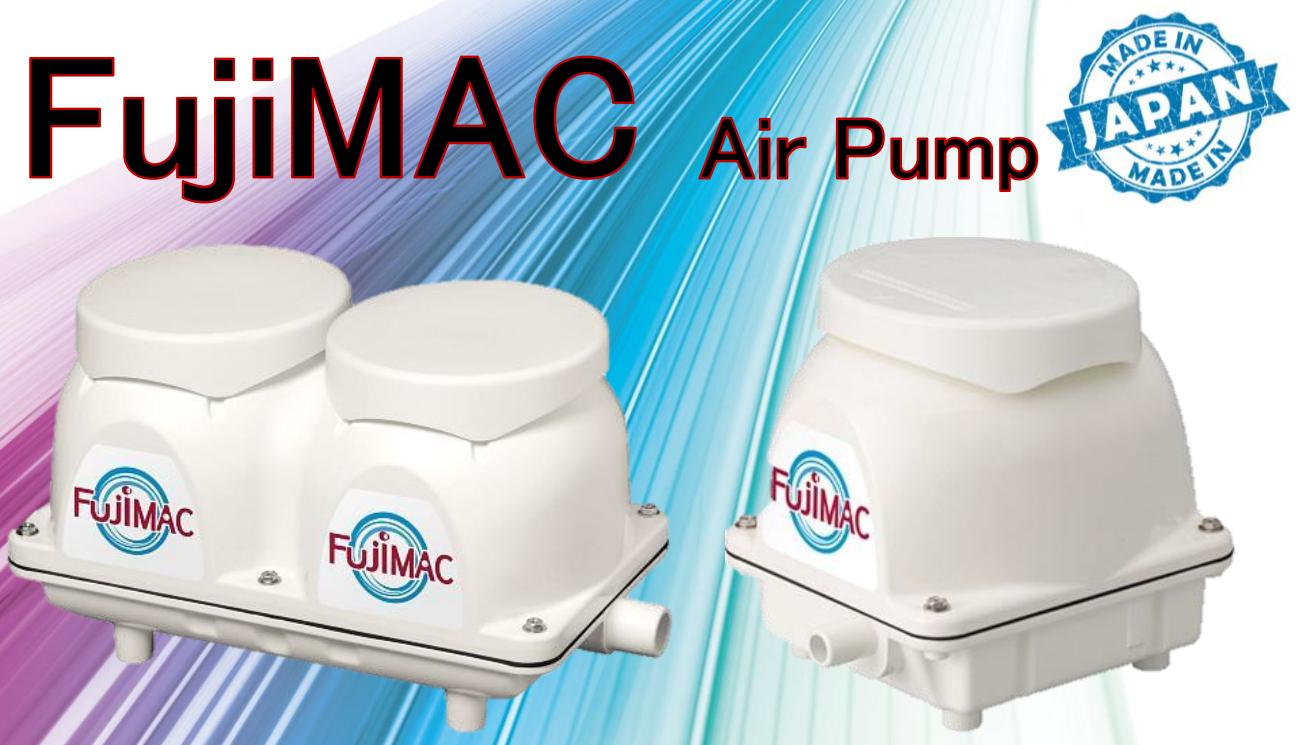 Máy thổi khí FUJIMAC MAC 200RII