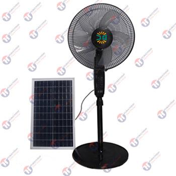 Quạt điện năng lượng mặt trời JD-S88