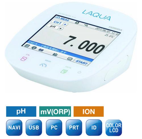Máy đo pH để bàn thông minh