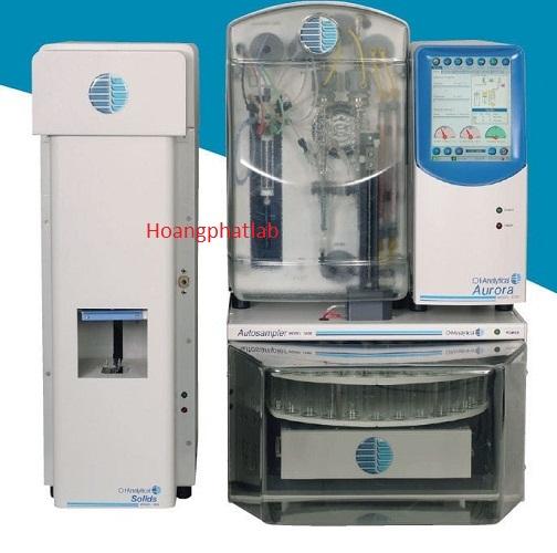 Bộ xử lý mẫu rắn TOC để phân tích TOC - 1030S