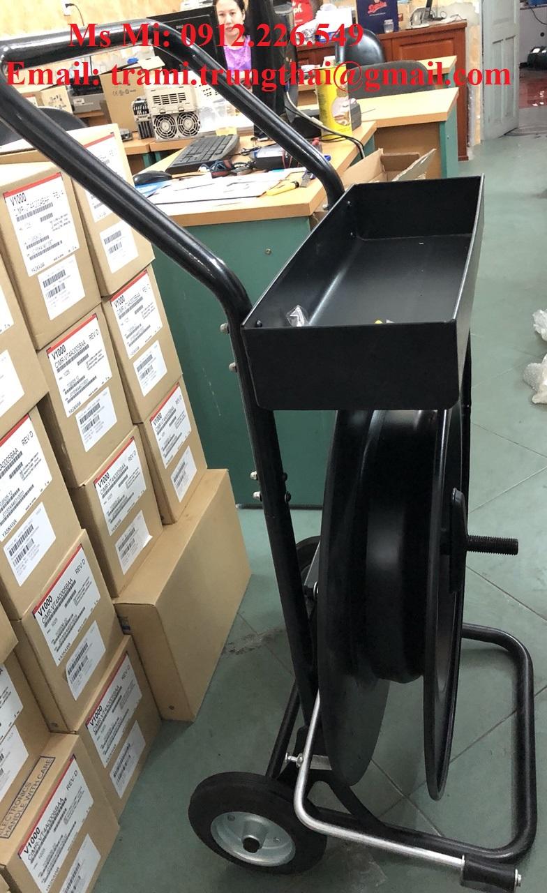Xe đẩy cố định cuộn dây đai nhựa H500
