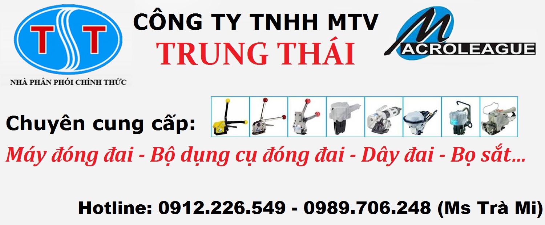 Công ty TNHH MTV XNK Trung Thái