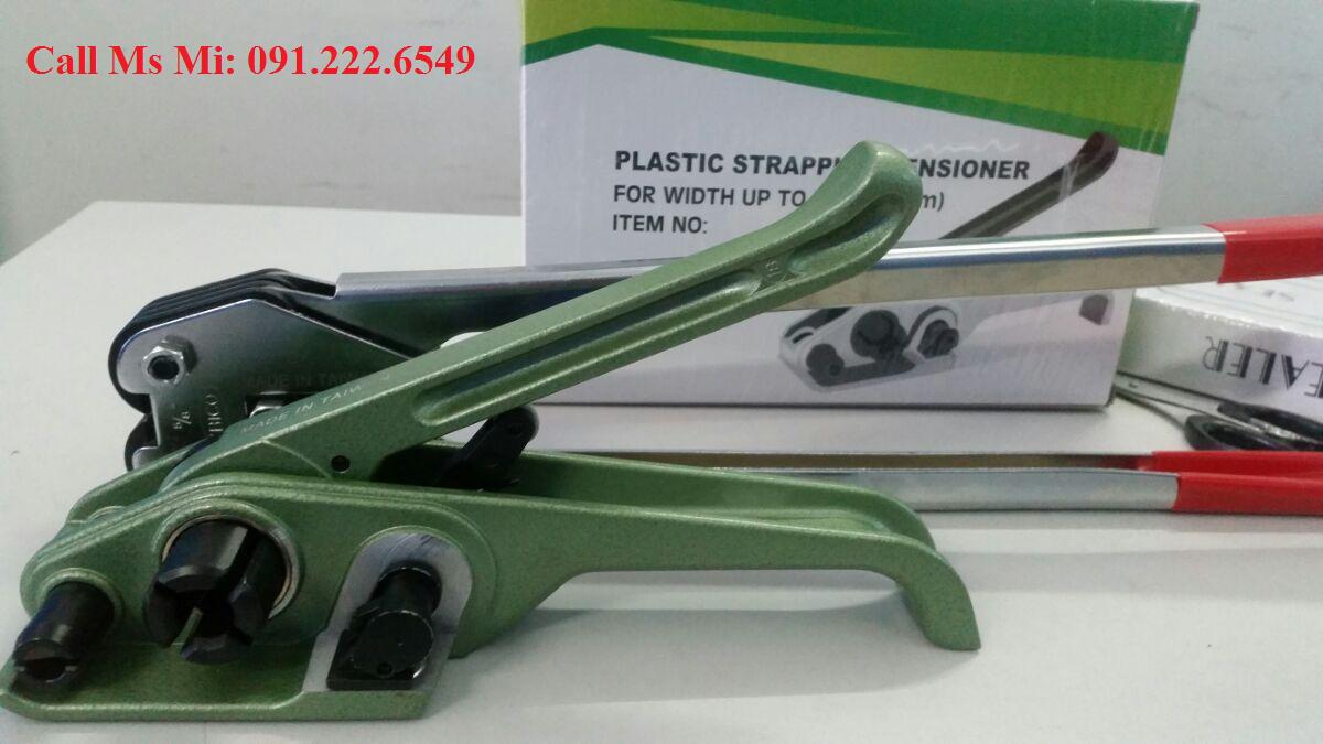 Dụng cụ đóng đai nhựa dùng kèm bọ sắt YBICO P330 & C3016