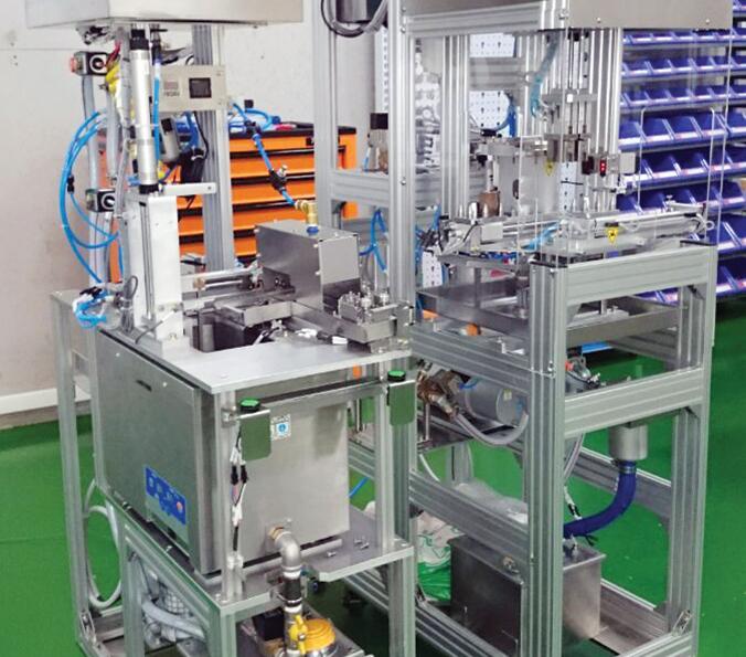 Máy kiểm tra chất lượng sản phẩm tự động