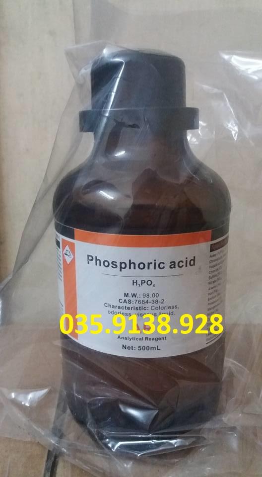 Axit photphric- H3PO4