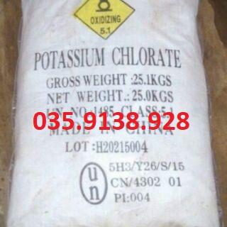 Kali Chlorate - KClO3