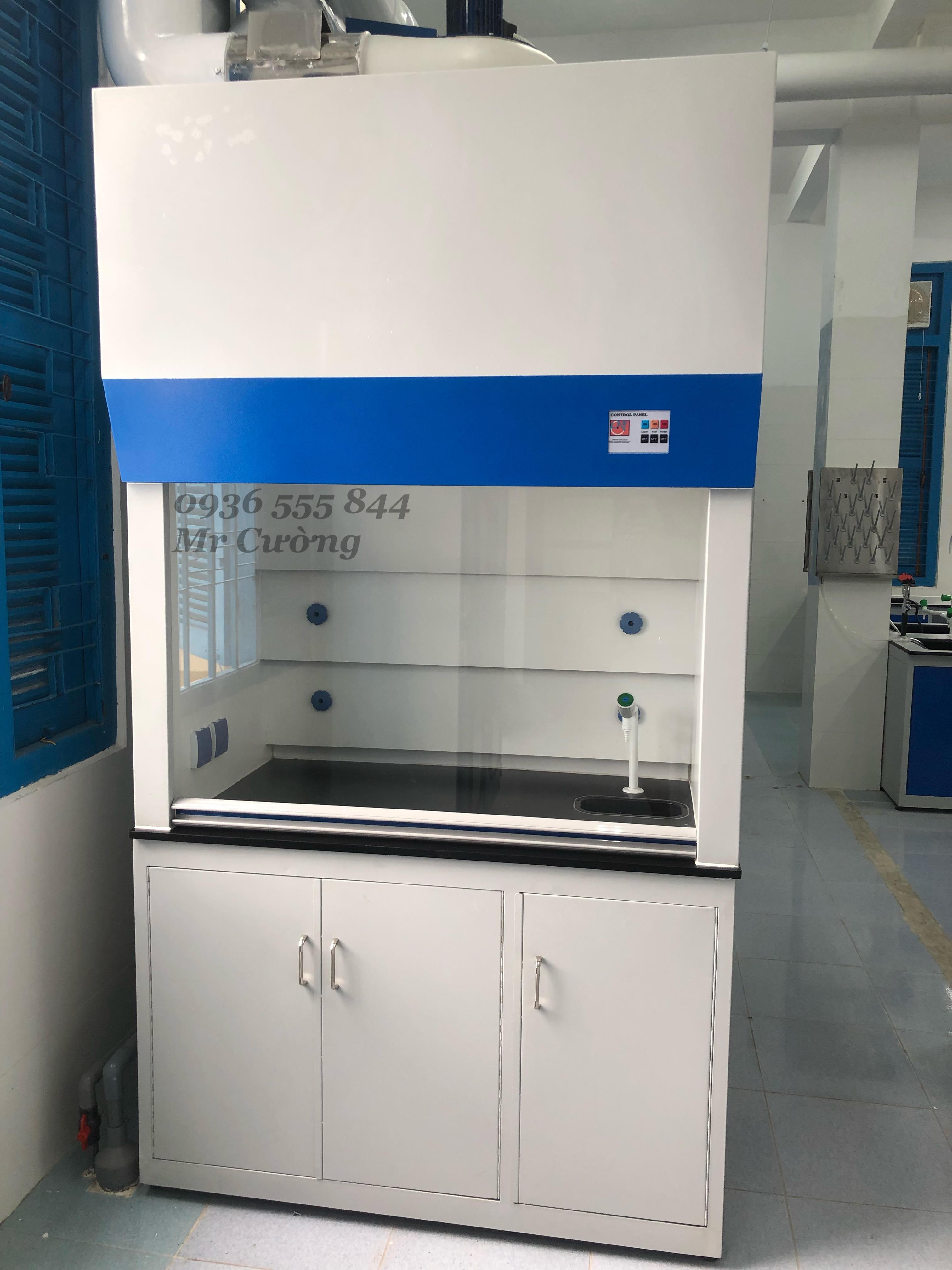 Tủ hút khí độc phòng thí nghiệm (LAB)