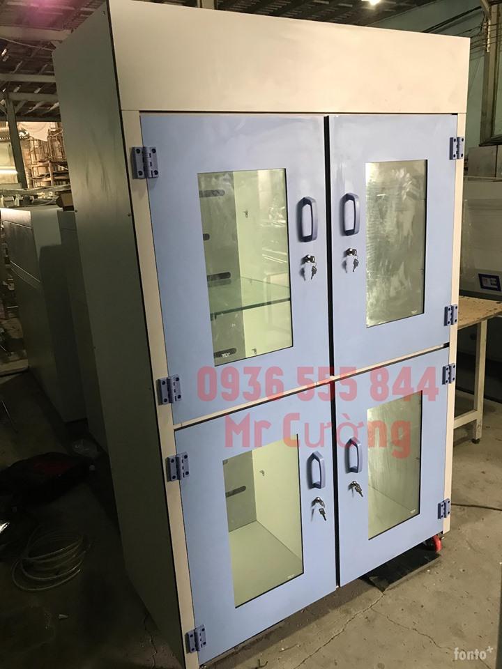 Tủ đựng hóa chất bằng Phenolic (Nội thất phòng LAB)