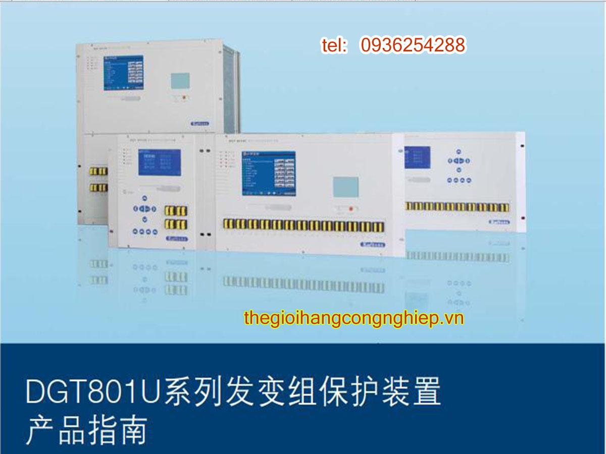 Bộ lập trình PLC DGT801U
