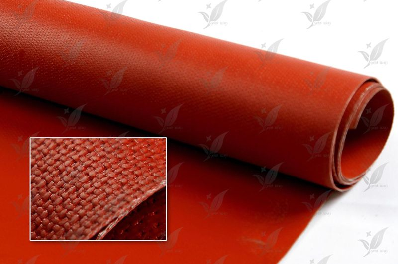 Vải Silicone chống cháy Đức Phát dày 1mm-2mm-3mm
