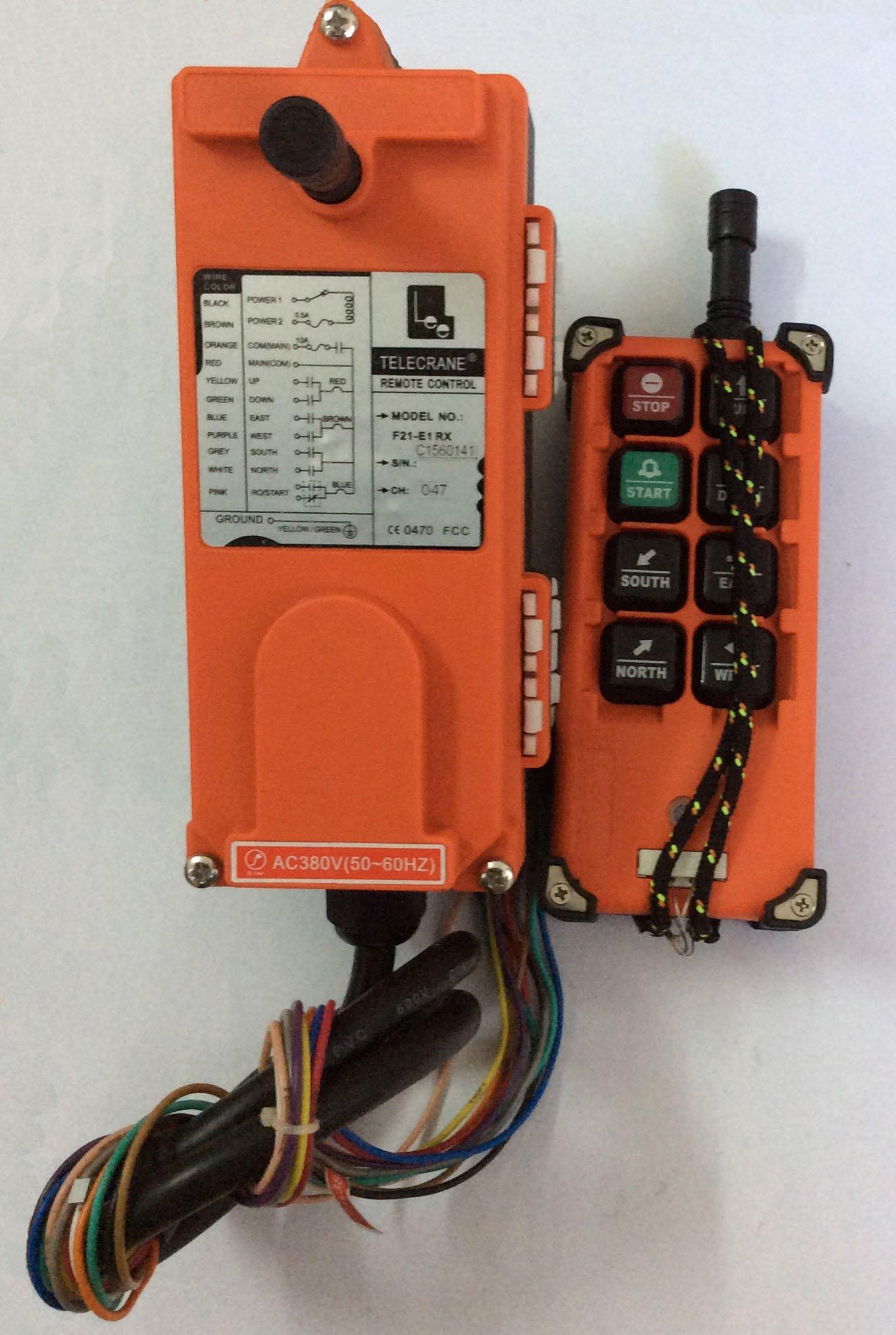 Bộ điều khiển cẩu trục từ xa DBC-6S