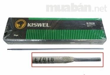 Que hàn Kiswel KR-3000. K7018. K71T