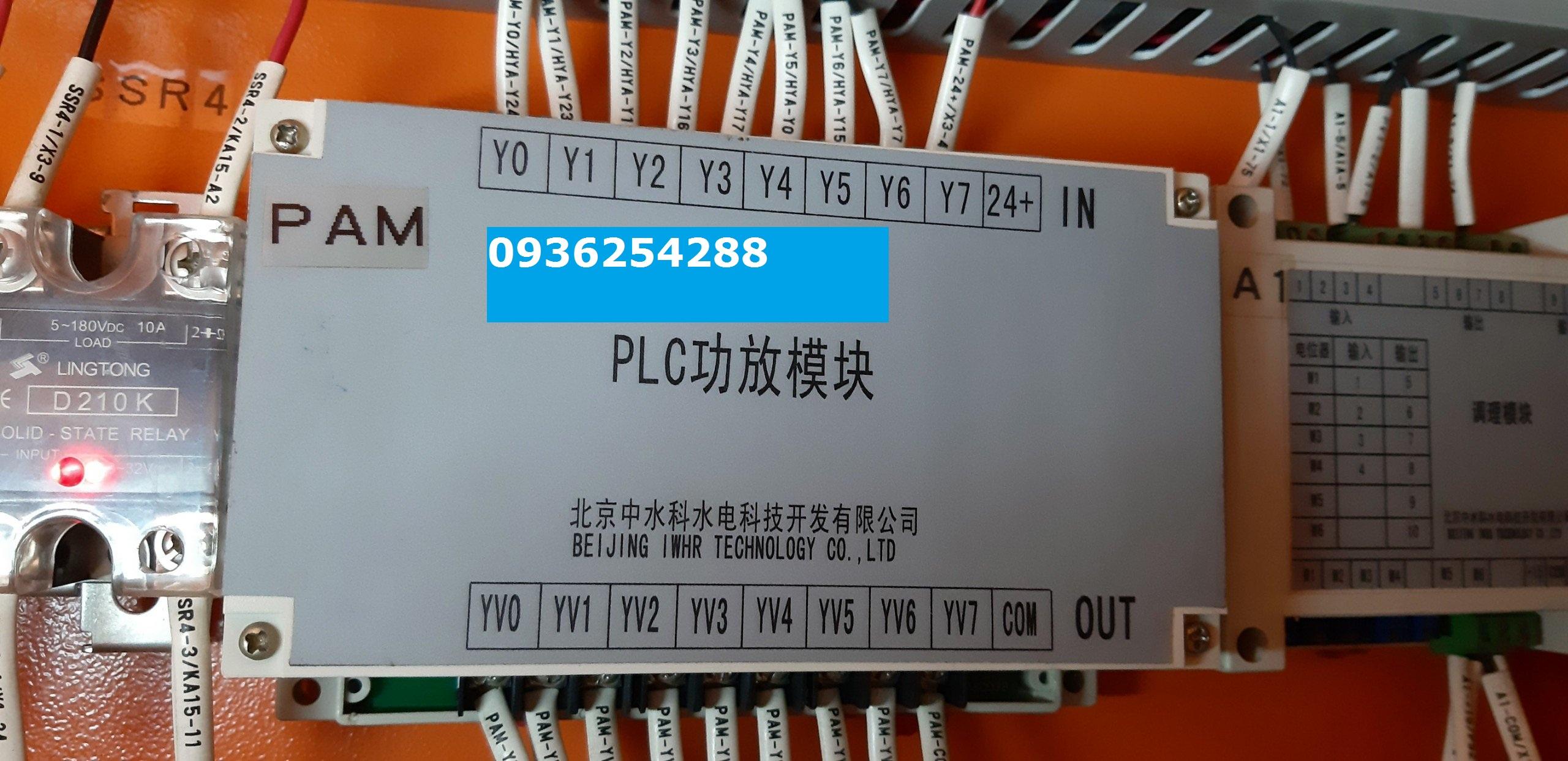 Module điều chỉnh tín hiệu Analog PLC