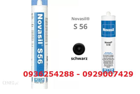 Keo silicon Otto chemie Novasil S56
