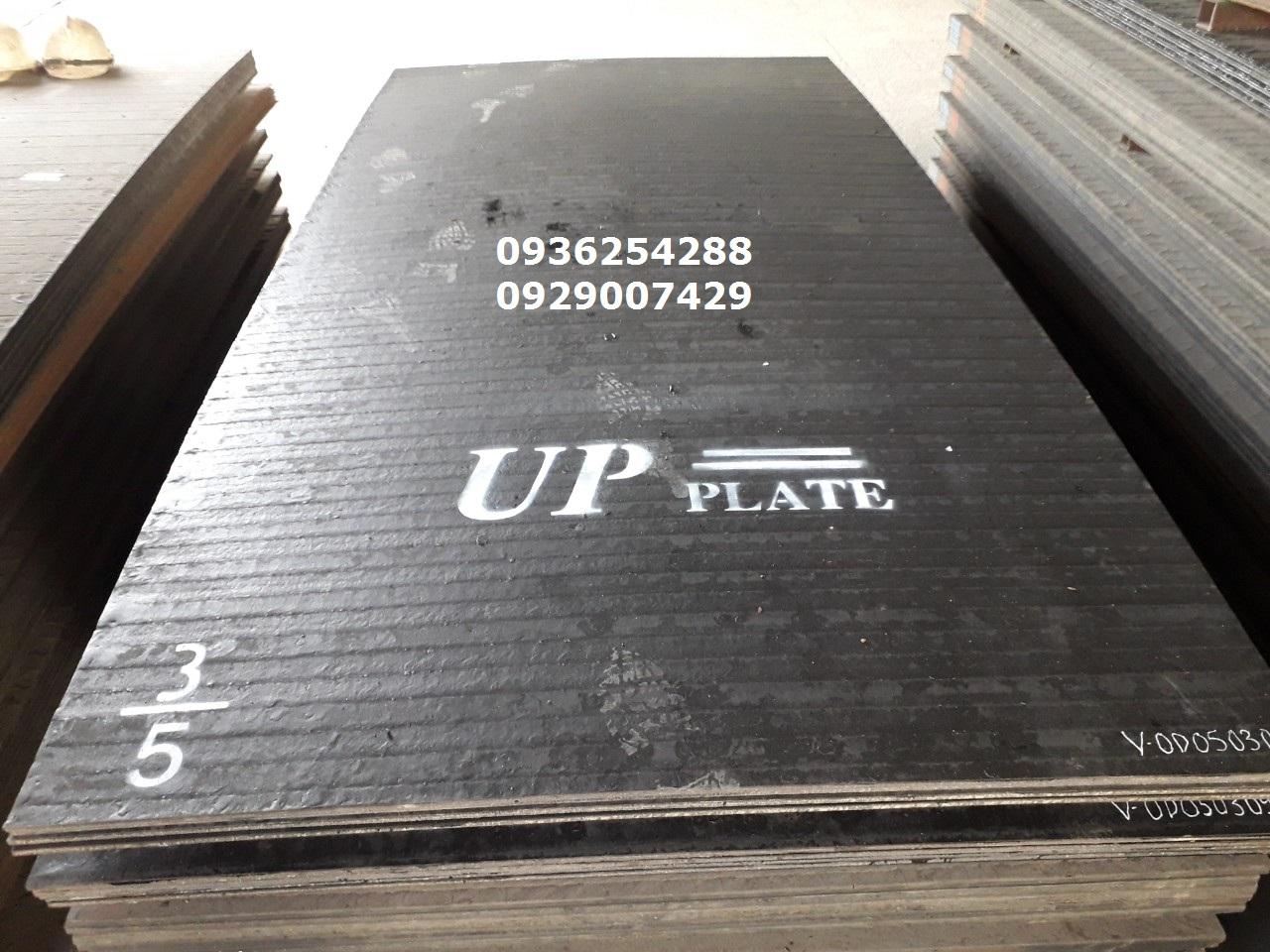 Tấm chịu mài mòn hai thành phần UP-Plate