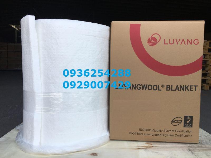 Bông gốm cách nhiệt bảo ôn Luyangwool- BIOWOOL- BULK- TEMPMAX - BULK