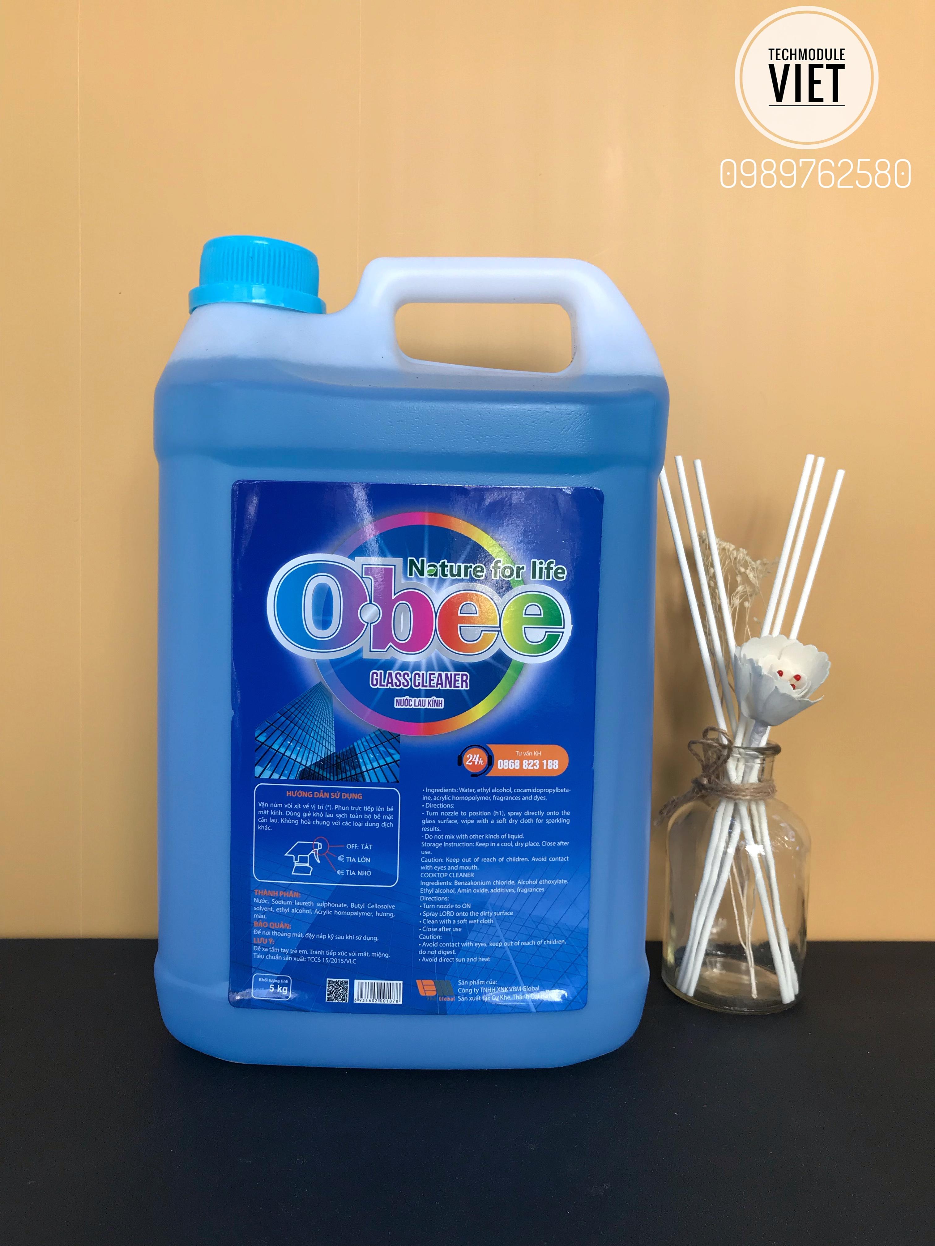 Nước lau kính hãng OBEE