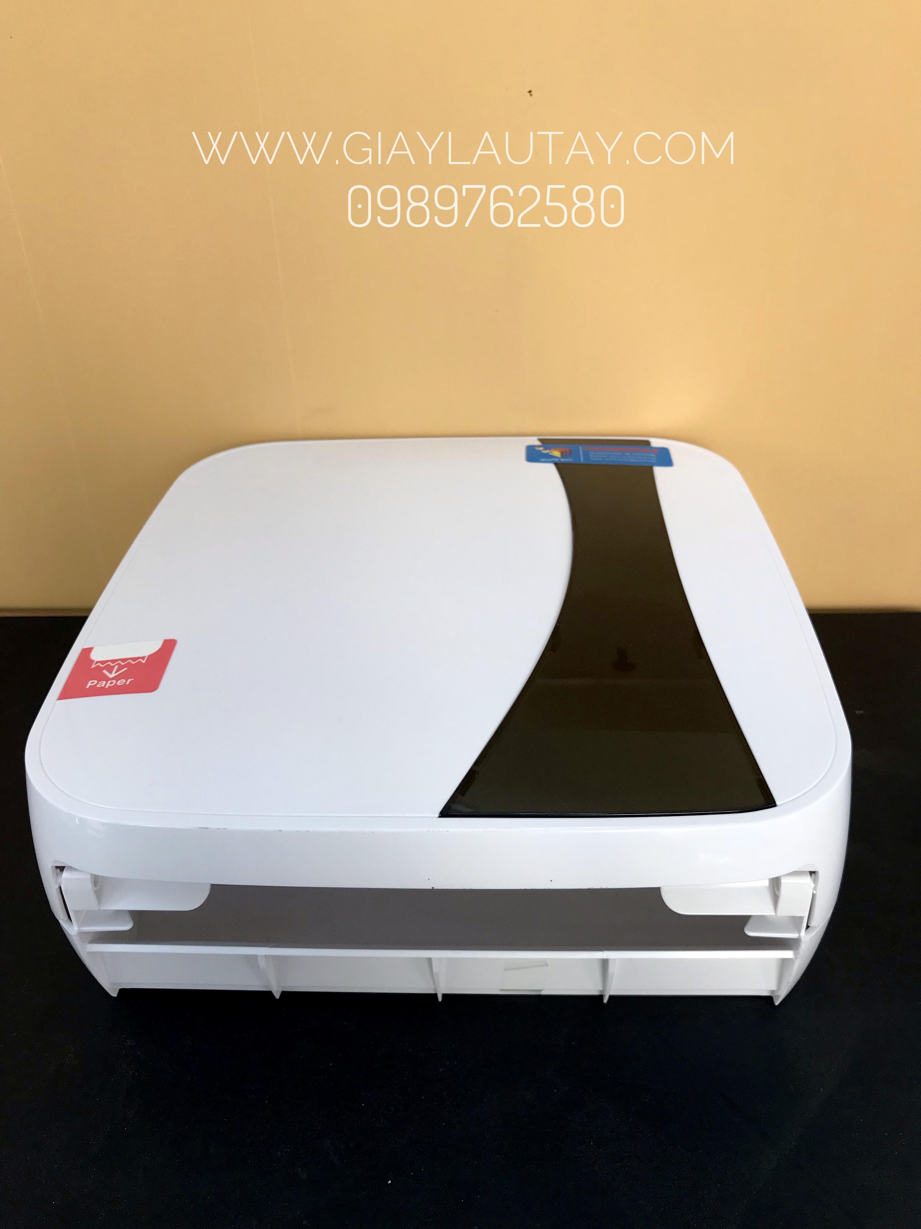 Hộp đựng giấy lau tay hãng Saraya Nhật Bản mã PHG-400