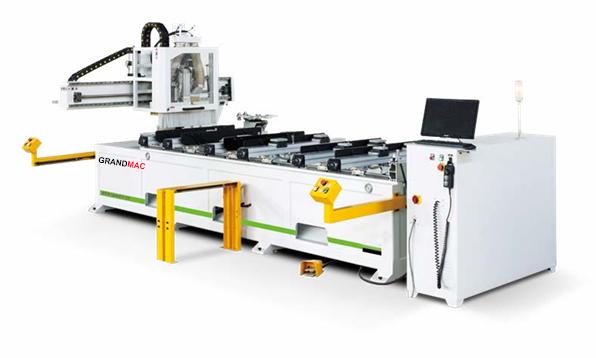 Máy CNC trung tâm- GRANDMAC