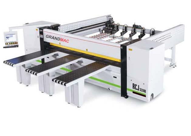 Máy cắt ván CNC khổ lớn