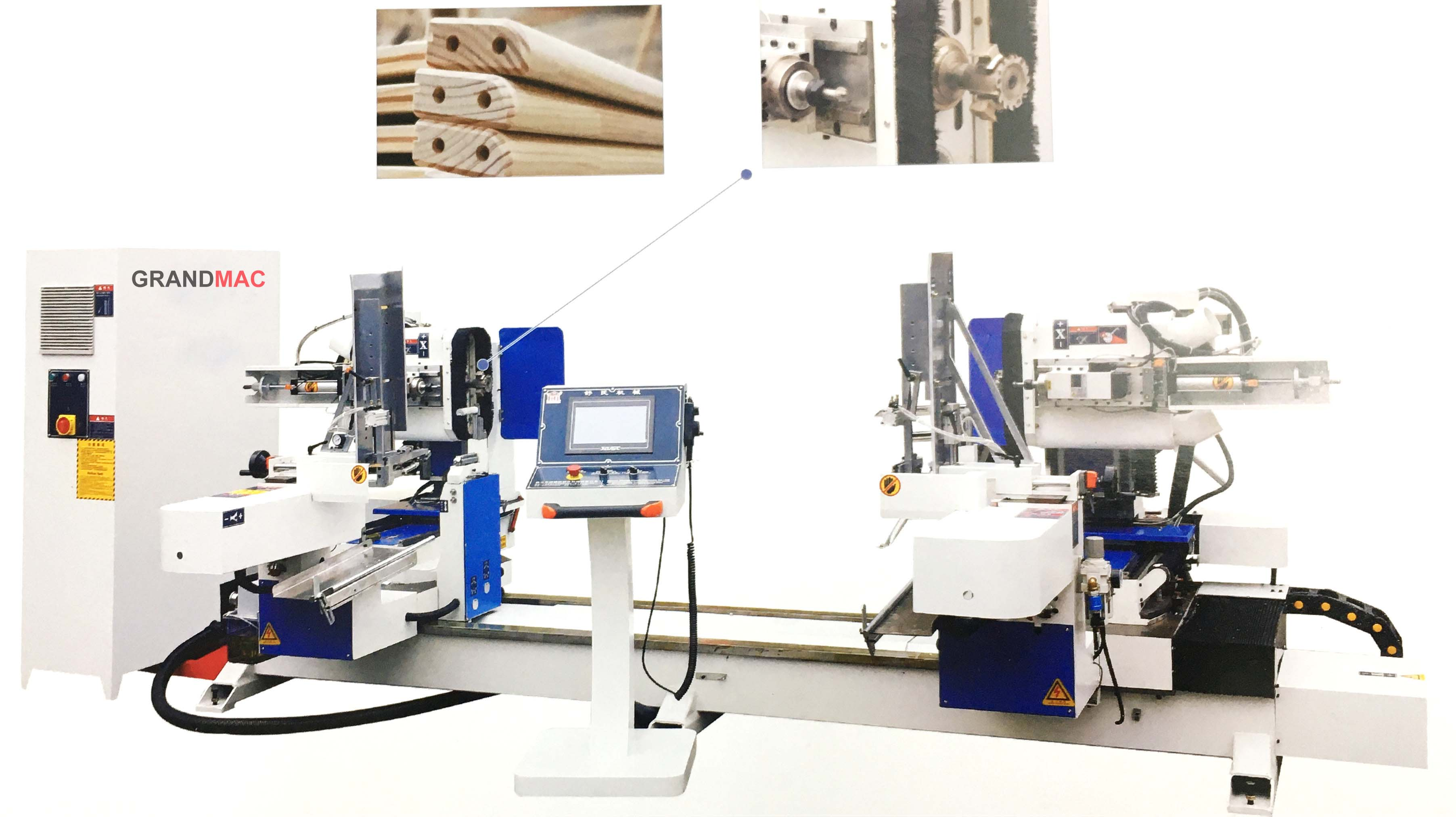 Máy phay mộng dương CNC