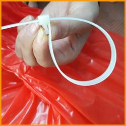 Dây rút nhựa có khóa, tháo mở được các loại (sử dụng nhiều lần)
