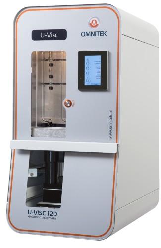 Thiết bị đo độ nhớt tự động model U-VISC 120