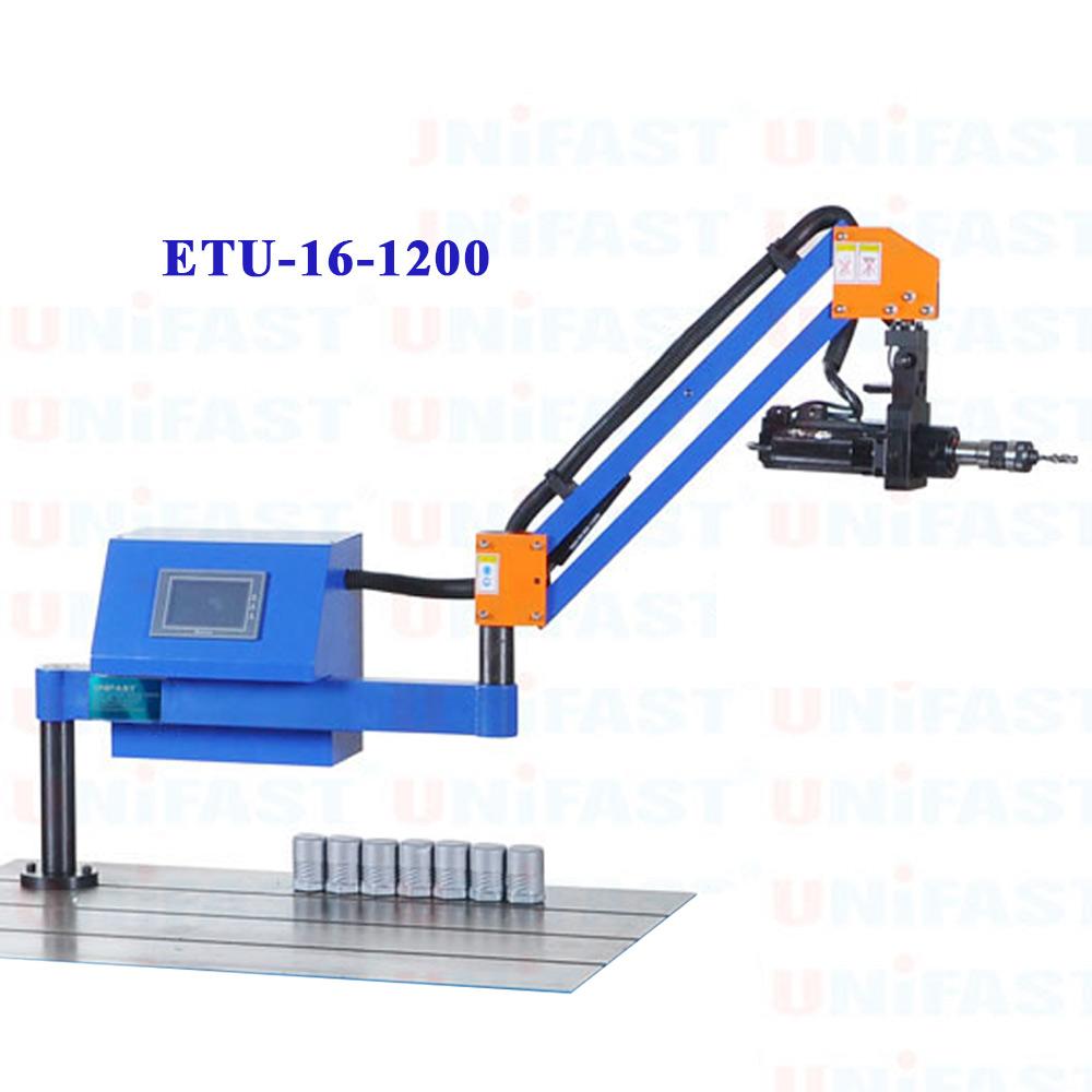 Máy ta rô cần động cơ servo UNIFAST ETU-16-1200