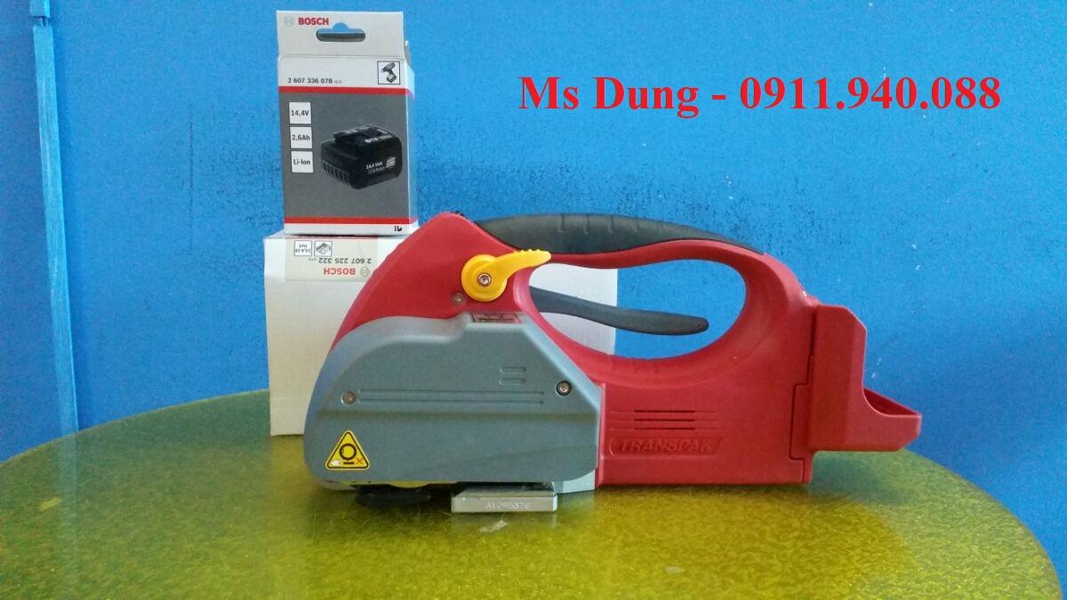Dụng cụ niềng đai nhựa sạc pin H45L-16