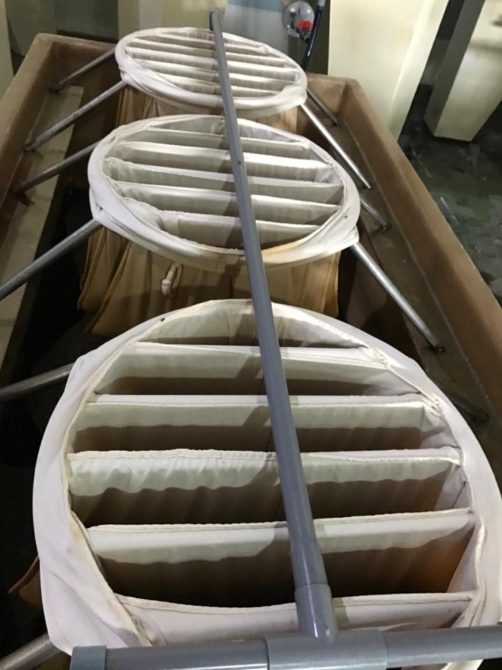 Túi vải lọc đặc biệt dùng lọc nước mắm, giấm, rượu