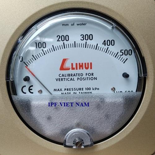 Đồng hồ đo áp suất chênh lệch