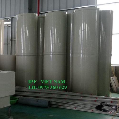 Ống nhựa PP D500 mm