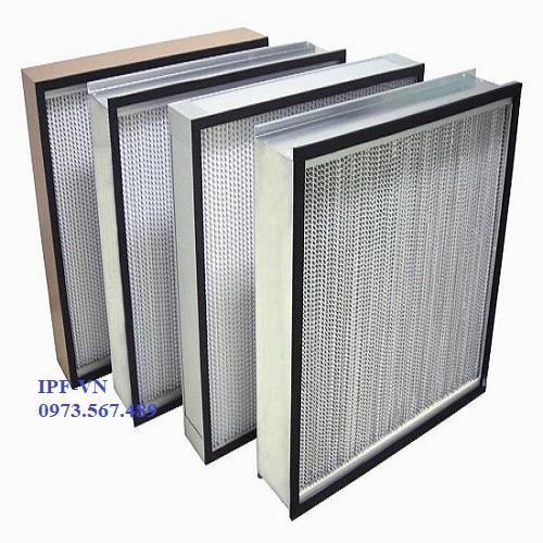 Lọc ULPA siêu sạch
