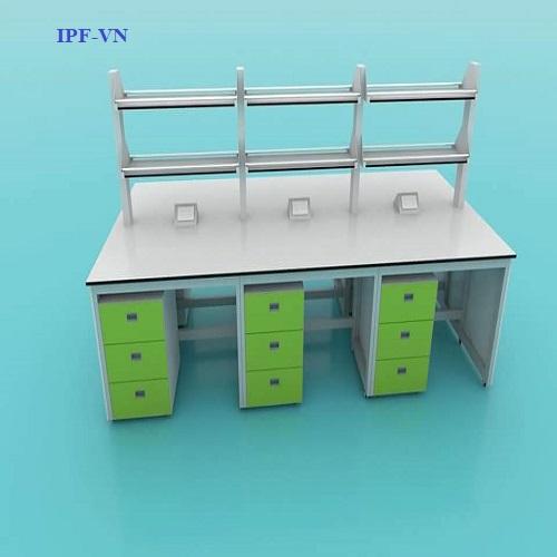 Bàn thí nghiệm trung tâm model IPF-BTN-002
