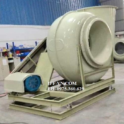 Quạt công nghiệp composite FRP