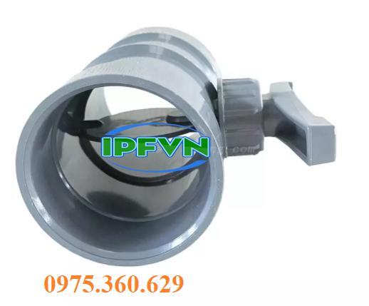 Van tay gạt khí PP/ PVC