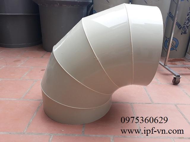 Cút nhựa PP D600