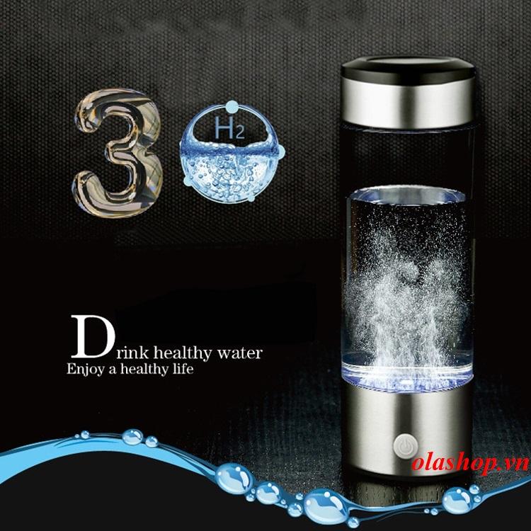 Bình tạo nước giầu Hydro