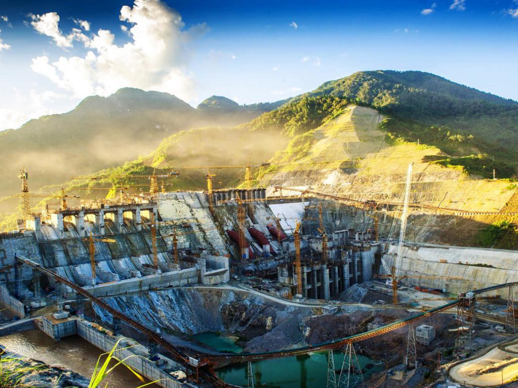 Dịch vụ xây dựng công trình công nghiệp