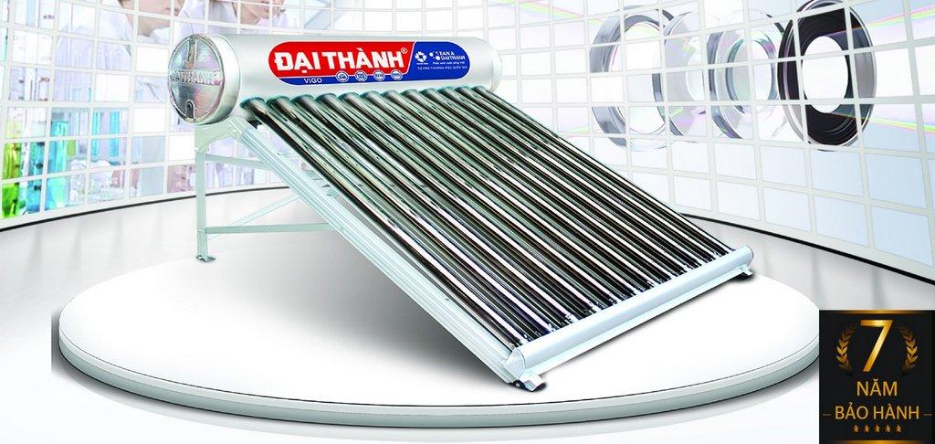 Máy nước nóng năng lượng mặt trời Đại Thành 300 lít
