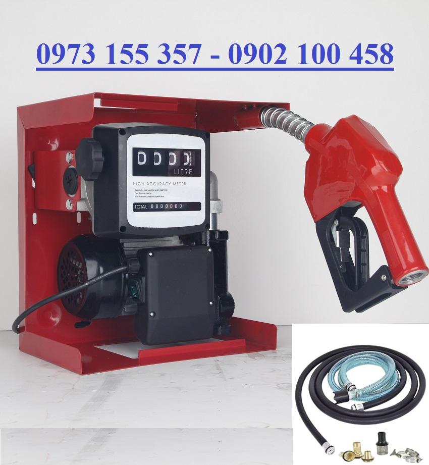 Bộ bơm xăng dầu ETM-60 điện 220V