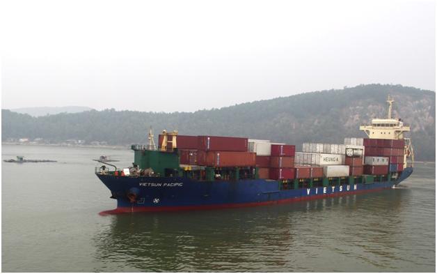 Dịch vụ vận tải đường biển nội địa