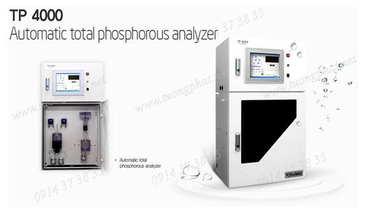 Máy phân tích Photpho tự động TP 4000