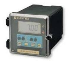 Máy đo pH online SUNTEX PC 320