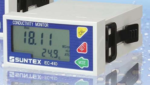 Máy đo độ dẫn điện SUNTEX EC 410
