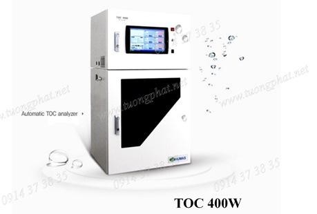 Máy phân tích tổng lượng Carbon hữu cơ tự động TOC 400W