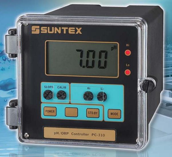 Máy đo pH online SUNTEX PC 310