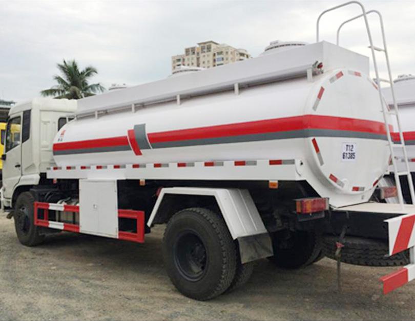 Xe téc chở xăng dầu DONGFENG 11 khối