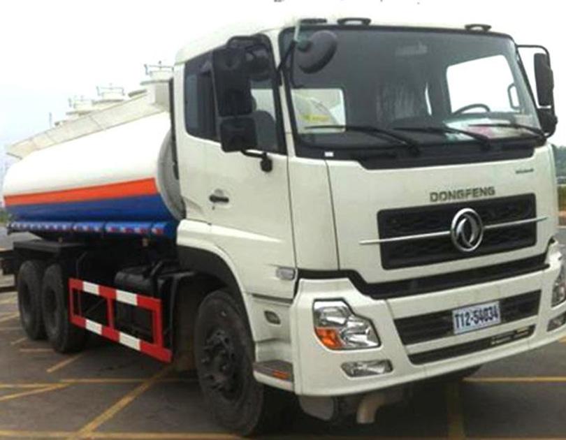 Xe téc chở xăng dầu DONGFENG 16 khối