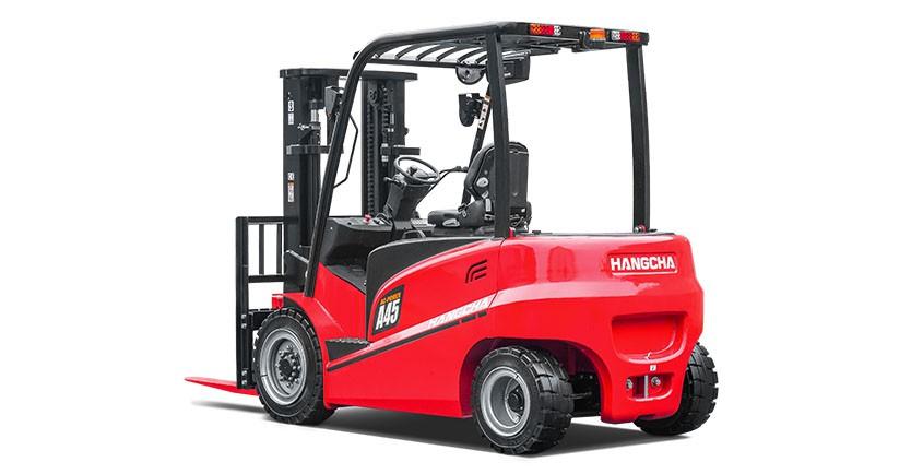 Xe nâng điện 4- 5 tấn Hangcha